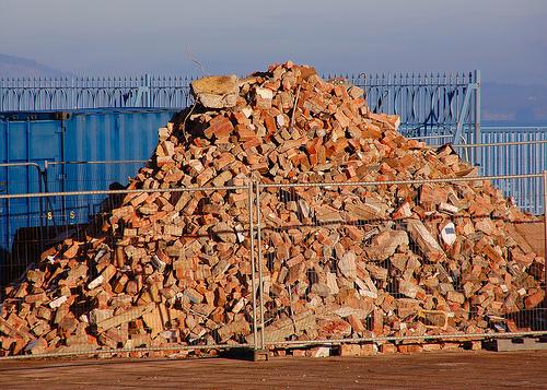 A Pile of Bricks | 321delish