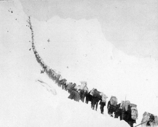 chilkoot historic image