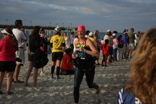 Rev3 Florida Swim Exit