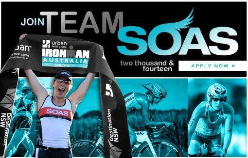Team SOAS application